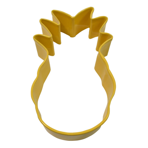 Yellow Pineapple cookie cutter 9cm