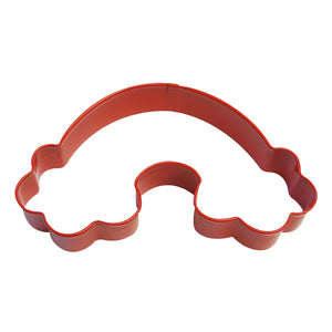 Rainbow with Clouds cookie cutter 12cm