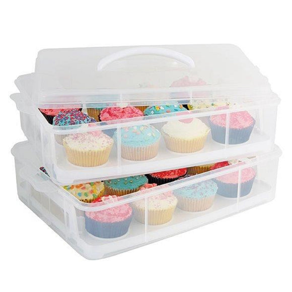 Daily Bake Cupcake Carrier (24 cupcakes)