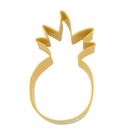 Yellow Pineapple cookie cutter 10cm