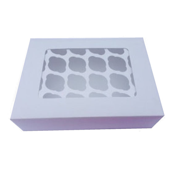 Mini Muffin Box - 24 hole