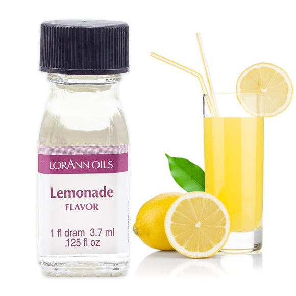 LorAnn Lemonade Flavour 3.7ml (1 dram)