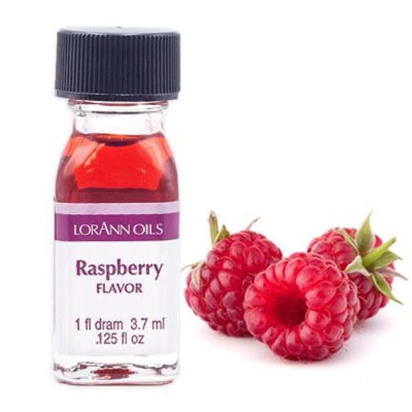 LorAnn Raspberry Flavour 3.7ml