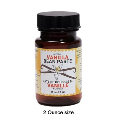 LorAnn Natural Vanilla Bean Paste 60ml