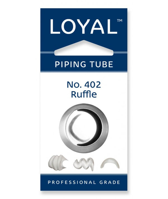 Loyal No. 402 Ruffle Piping Tip