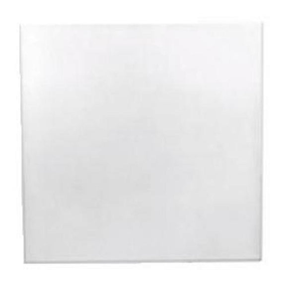 Cake Board White Square 18cm / 7
