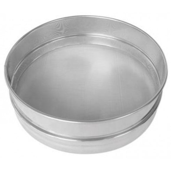 Loyal Stainless Drum Sieve 24cm