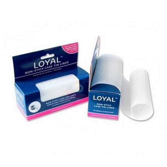 Loyal Non-stick Tin liner Baking Paper 25m