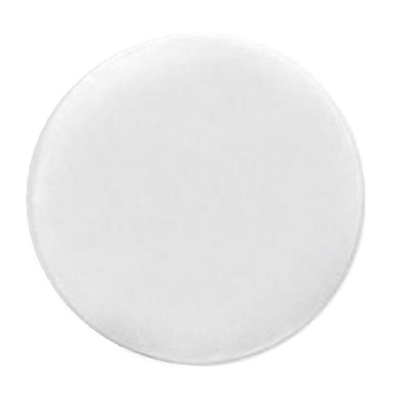 Cake Board White Round Masonite 20cm / 8