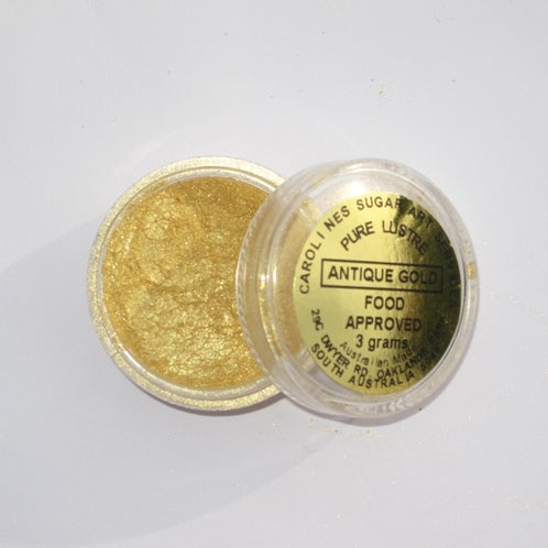 Pure Lustre Dust 2g - Antique Gold