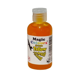 Magic Colours Classic Airbrush Yellow 55ml