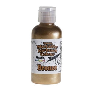 Magic Colours Metallic Airbrush Bronze 55ml