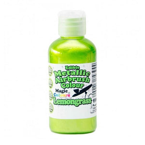 Magic Colours Metallic Airbrush Lemongrass 55ml