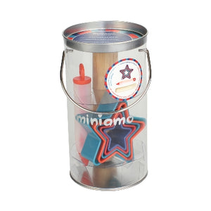 Miniamo Brights Cookie Baking & Icing set