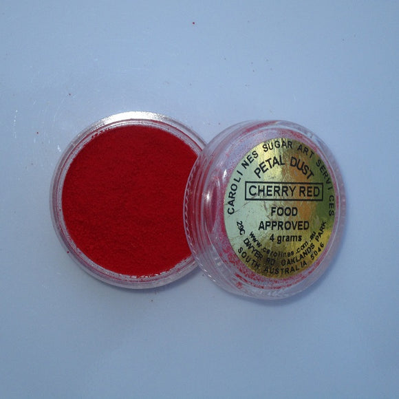 Petal Dust Cherry Red 4g