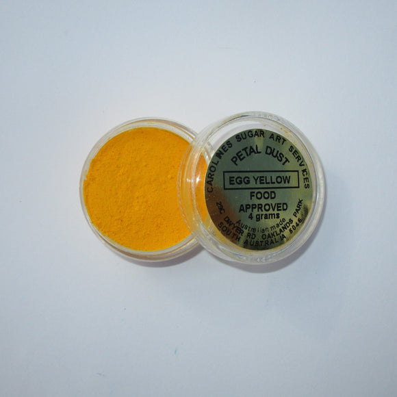 Petal Dust Egg Yellow 4g