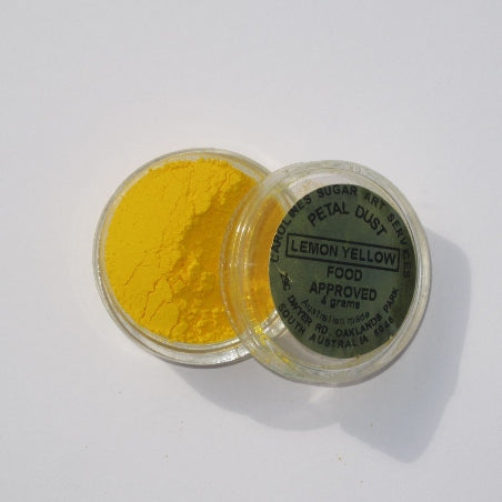 Petal Dust Lemon Yellow 4g