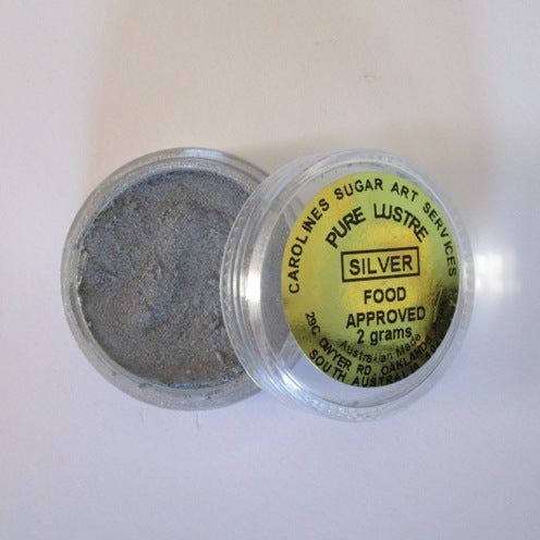 Pure Lustre Dust 2g - Silver