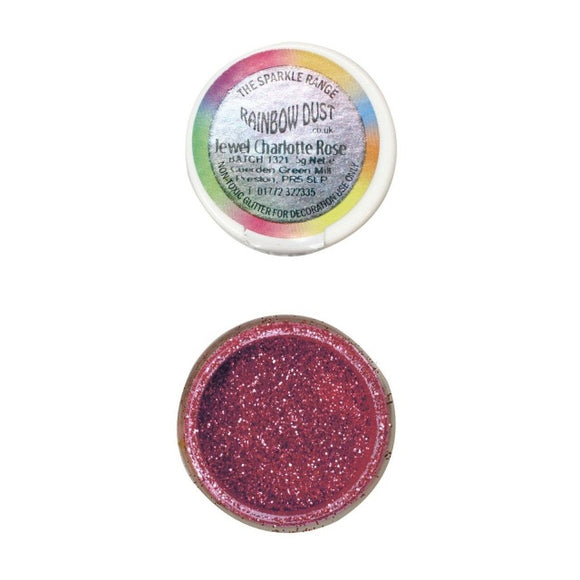 Rainbow Dust Jewel Charlotte Rose Sparkle Glitter