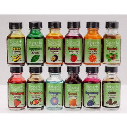 Roberts Edible Craft Flavour Colour 30ml