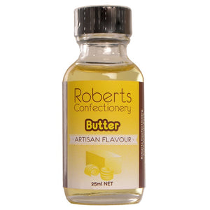 Roberts Confectionery Butter Artisan Flavour 30ml