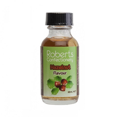 Roberts Confectionery Hazelnut Artisan Flavour 30ml