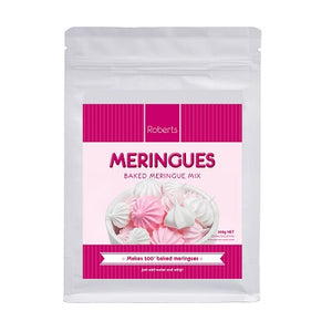 Roberts Confectionery Baked Meringue Mix 200g