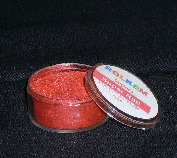 Rolkem Super Dust Red