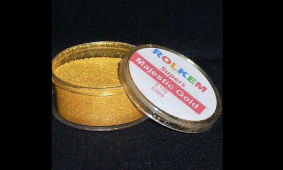 Rolkem Super Dust Majestic Gold