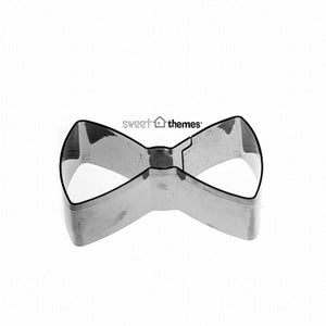 Small Bow Tie cookie cutter 6.5cm