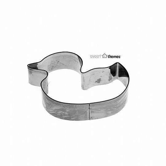 Ducky cookie cutter 8.5cm