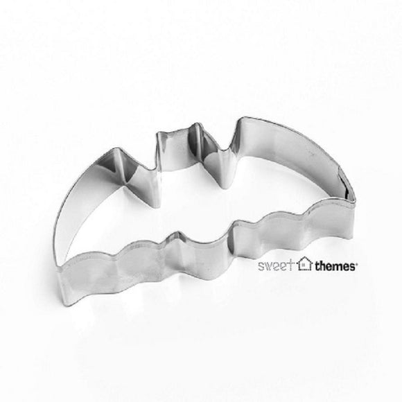 Bat stainless steel cookie cutter 8cm