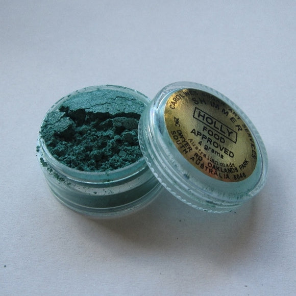 Shimmer Dust Holly Green 4g