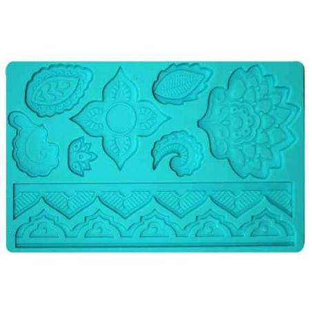 Fondant Mould - Global Designs
