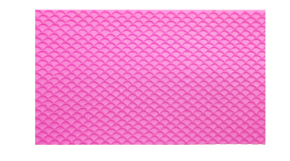 Fish Scale Silicone Mat