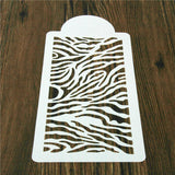 Animal Print Stencil set (4 piece)