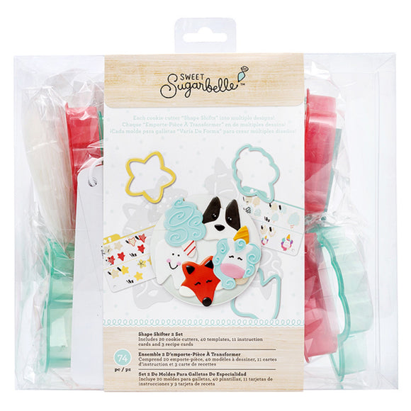 Sweet Sugarbelle Shape Shifter cookie cutter set 2