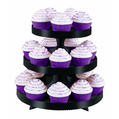 Wilton Black Cupcake Treat Stand