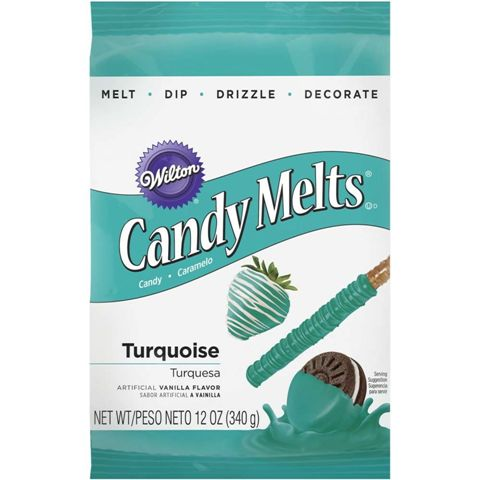 Wilton Candy Melts - Turquoise 340g