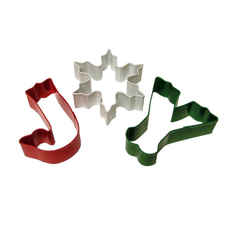 Wilton JOY Cookie cutter set (3 piece)