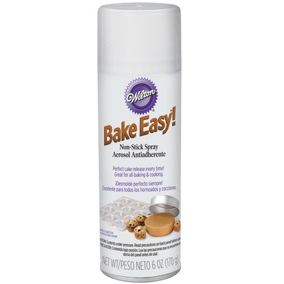 Wilton Bake Easy Non-stick Spray 170g