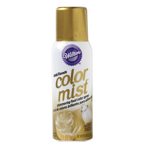 Wilton Color Mist Spray - Gold