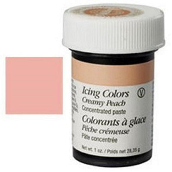 Wilton Icing Colour Creamy Peach 28g