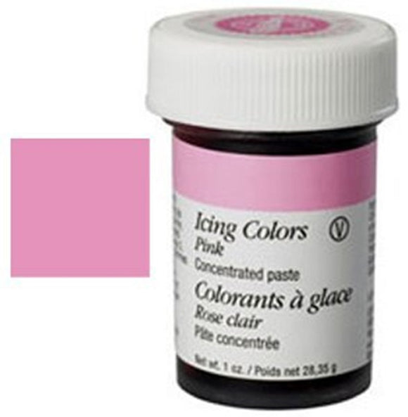 Wilton Icing Colour Pink 28g