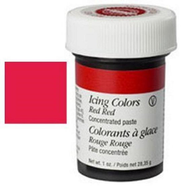 Wilton Icing Colour Red Red 28g
