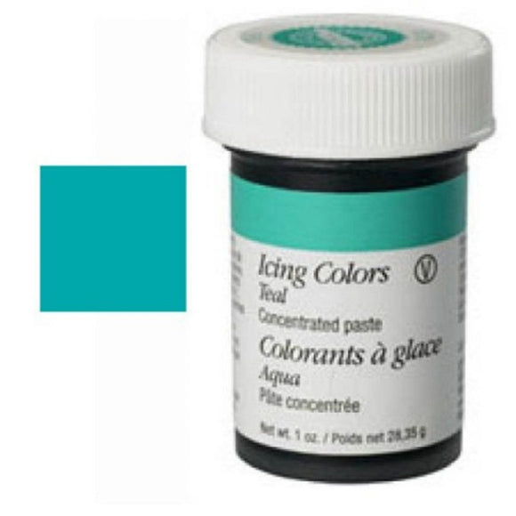 Wilton Icing Colour Teal 28g