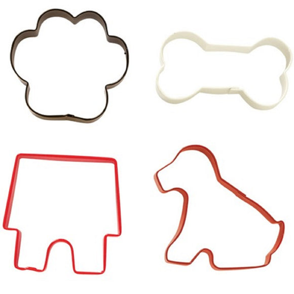 Wilton Pets Cookie Cutter set