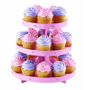Wilton Pink Cupcake Treat Stand