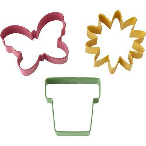 Wilton Spring Cookie Cutter set of 3