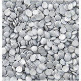 Wilton Small Silver Confetti Sequins Sprinkles 56g